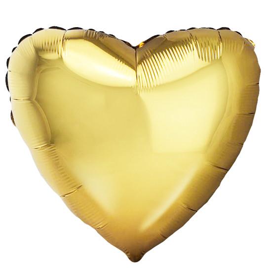 Сердце gold