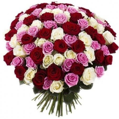 Виктория, 101 роза