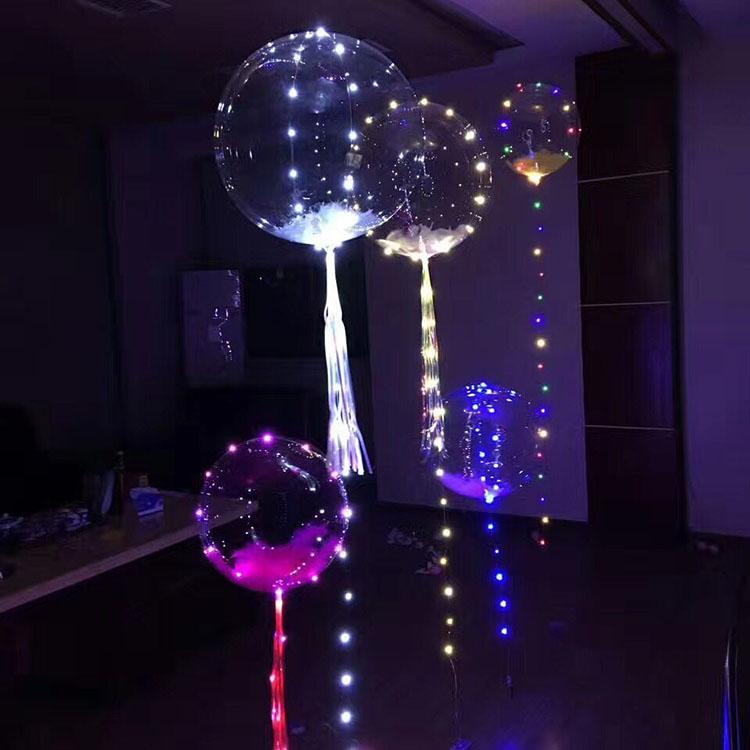 Светящийся шар Bubble